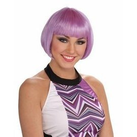 Costume Culture by Franco American Sassy Light Purple - Wig