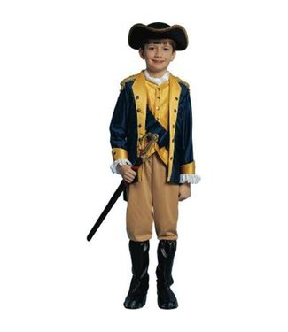 Costume Culture by Franco American Patriot Boy - Large