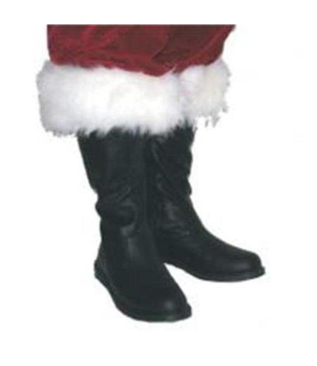 Halco Wide Calf Santa Boots - Med 10-11