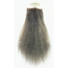 Morris Costumes and Lacey Fashions Beard 1890S Pointed Goatee - Grey 9 inch