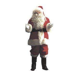 Halco Elite Plush Santa Suit 50 56