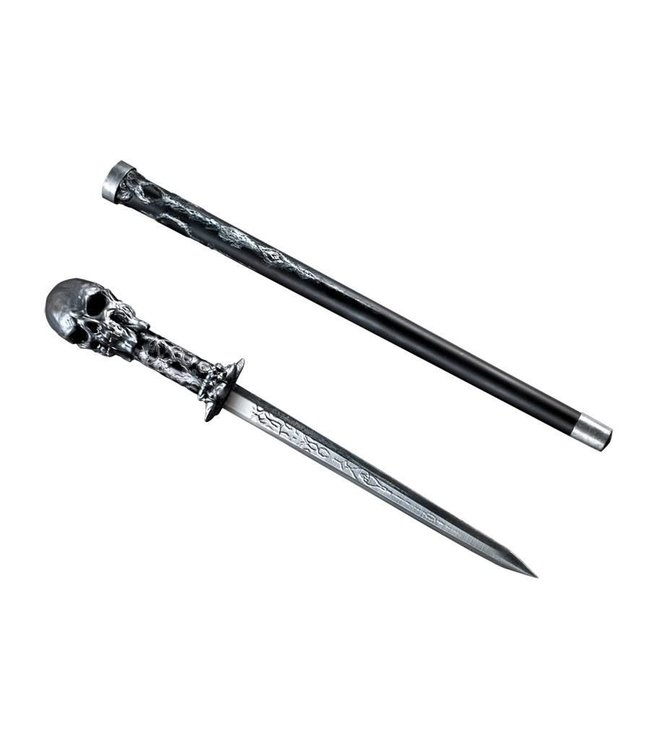 Disguise Skull Cane Sword
