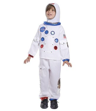 Dress Up America Tot/Child NASA Astronaut Large 12-14