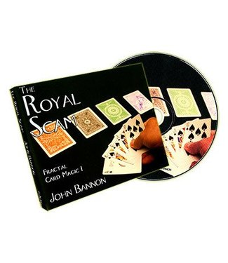 The Royal Scam, Cards and DVD by John Bannon and Royal Magic