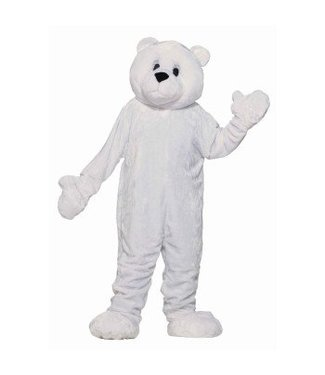 Forum Novelties Mascot Polar Bear - Adult