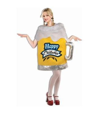 Forum Novelties Unisex Beer Mug Costume