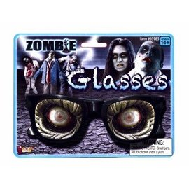 Forum Novelties Zombie Glasses