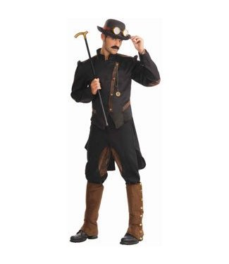 Forum Novelties Steampunk Gentleman, Adult 42 by Forum Novelties
