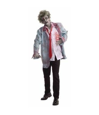 Forum Novelties Zombie Man - Adult Size 42