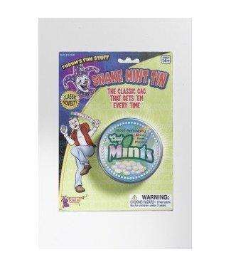 Forum Novelties Snake Mint Tin