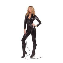 Forum Novelties Sleek and Sexy Body Suit - Small