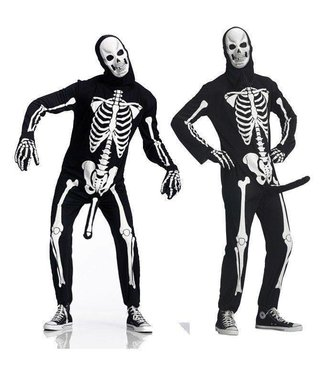 Fun World Skeleboner Adult One Size Fits Most