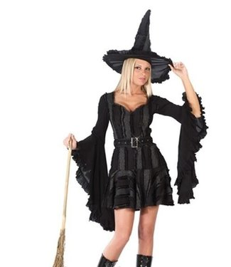 Fun World Stitch Witch M/L
