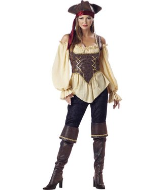 InCharacter SUPER SALE Pirate Lady Adult Small Costume by Incharacter