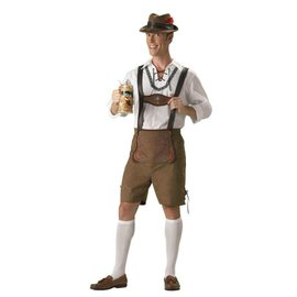 InCharacter Oktoberfest Guy Adult Large by InCharacter