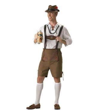 InCharacter Oktoberfest Guy Adult Exrta Large by InCharacter