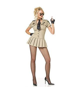 Leg Avenue Sexy Sheriff - Medium 8-10