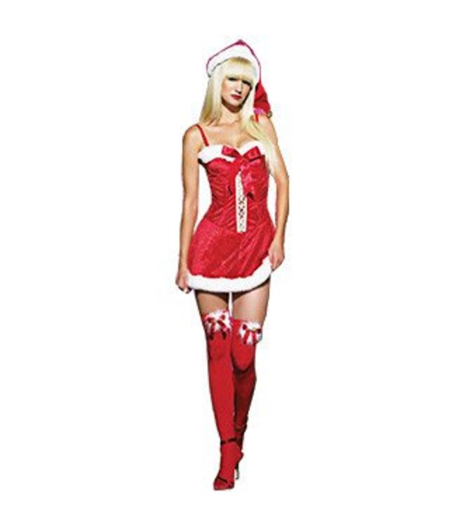 Leg Avenue Sexy Miss Claus Medium by Leg Avenue