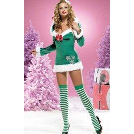 Leg Avenue Snowflake Elf - Leg Avenue S/M