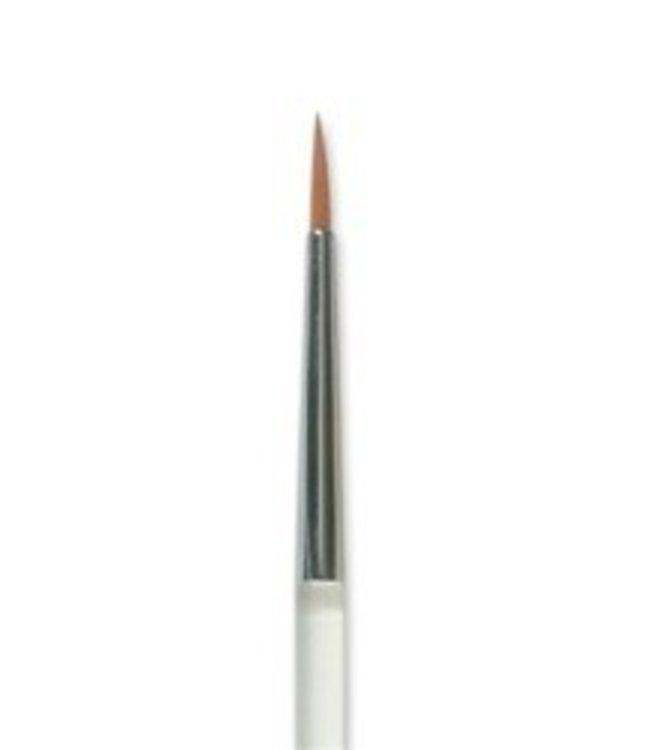 Mehron Paradise AQ Brush 813 Fine Round (C3)