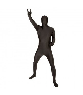 Morphsuits Original Morphsuit Black - Adult Large