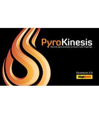 Pyrokinesis 2.0 by MagicSmith