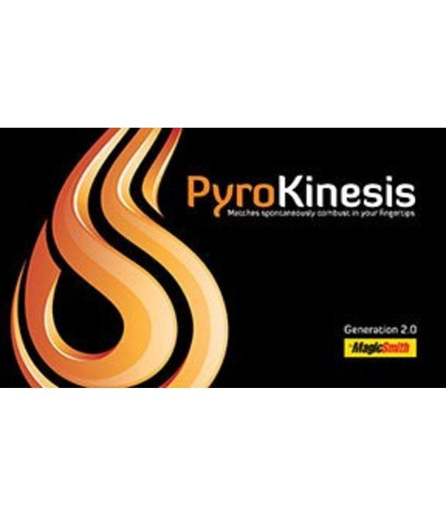 Pyrokinesis 2.0 by MagicSmith M10