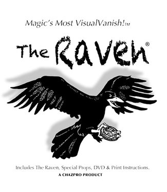 The Raven by Chuck Leach from Chazpro Magic