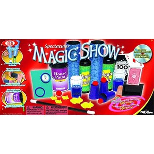 Spectacular Magic Show 100 Trick Set (0C470) by Ideal