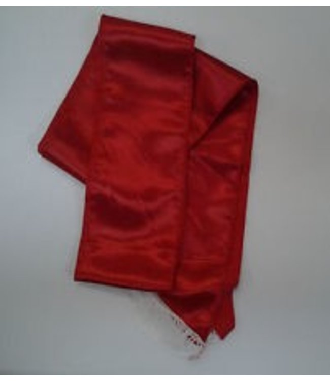 Rubies Costume Company Satin Sash Red