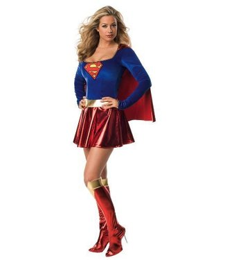 Rubies Costume Company SuperGirl - Small 2-6