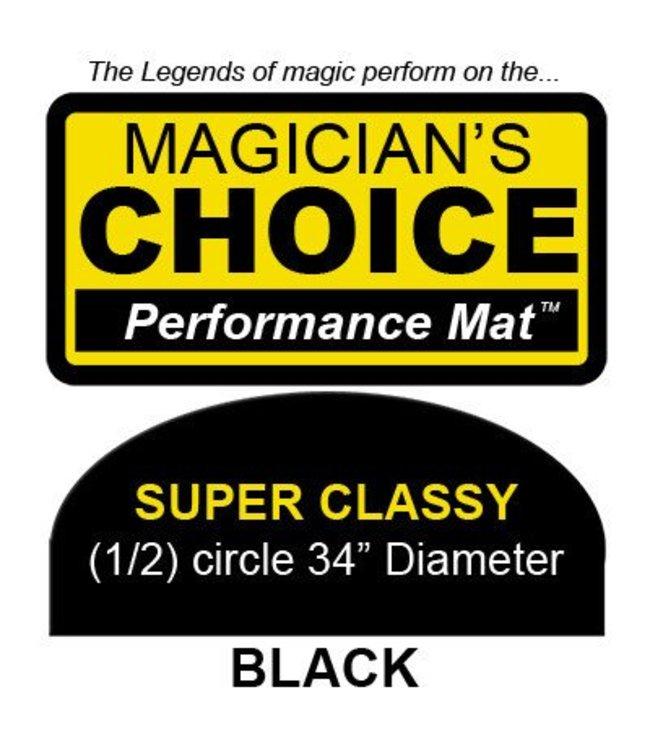 Ronjo Performance Mat Super Classy Black