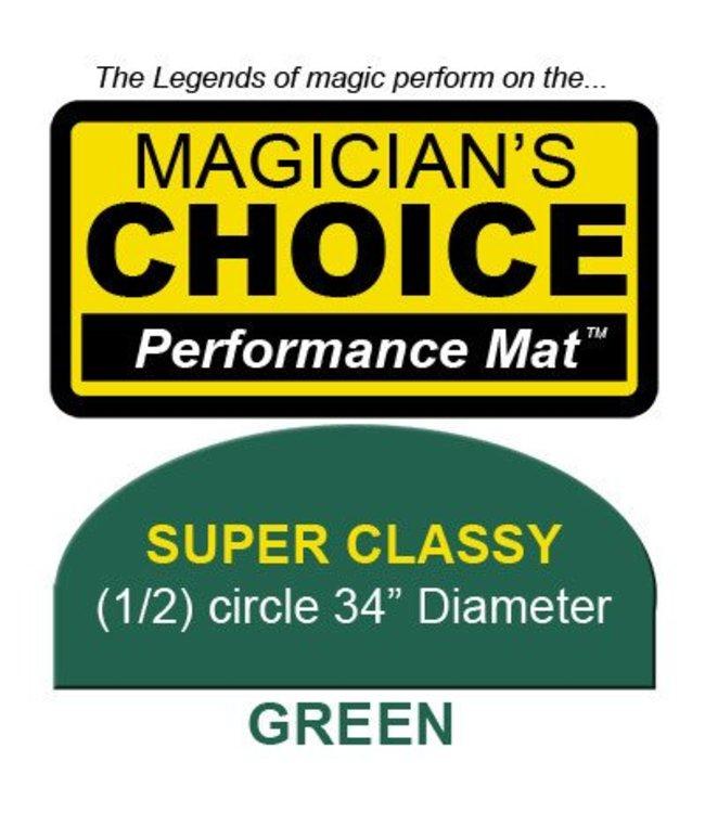 Ronjo Performance Mat Super Classy Green