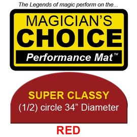 Ronjo Performance Mat Super Classy Red