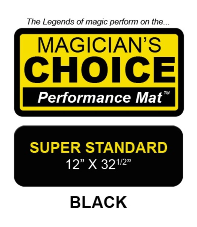 Ronjo Performance Mat Super Standard Black