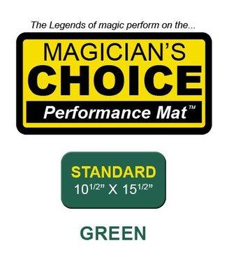 Ronjo Performance Mat Standard, Casino Green 10.5 x 15 in