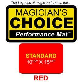 Ronjo Performance Mat Standard, Red