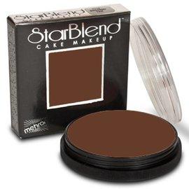 Mehron Star Blend Cake - Sable Brown