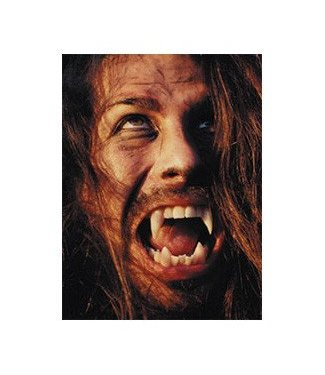 Scarecrow Scarecrow Werewolf - Deluxe Werewolf Fangs by Scarecrow
