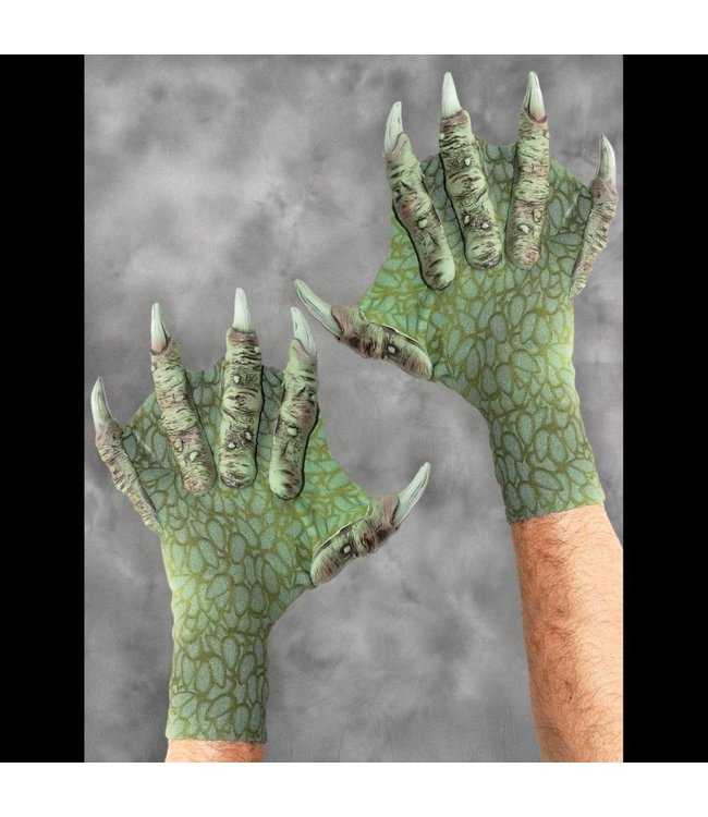 zagone studios Webbed Sea Creature Gloves