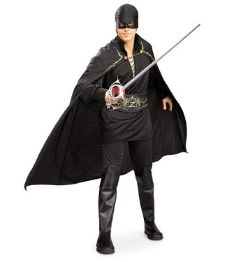 Rubies Costume Company Zorro - Adult XL 44-46