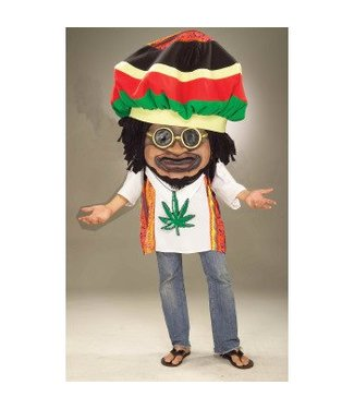 Forum Novelties Rasta Mon - Parade Pleaser
