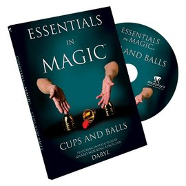 Essentials in Magic Cups and Balls by Daryl - DVD from L and L Publishing