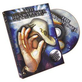 DVD Ring Master by David Jay From World's Magic Shop