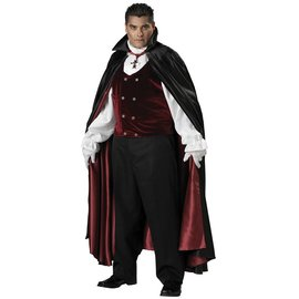 InCharacter Gothic Vampire Adult Plus Size 3XL by InCharacter