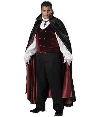 InCharacter SUPER SALE Gothic Vampire Adult Plus Size 3XL by InCharacter