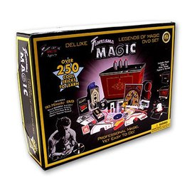 Fantasma Toys Ultimate Legends of Magic Set (With DVD) by Fantasma Toys