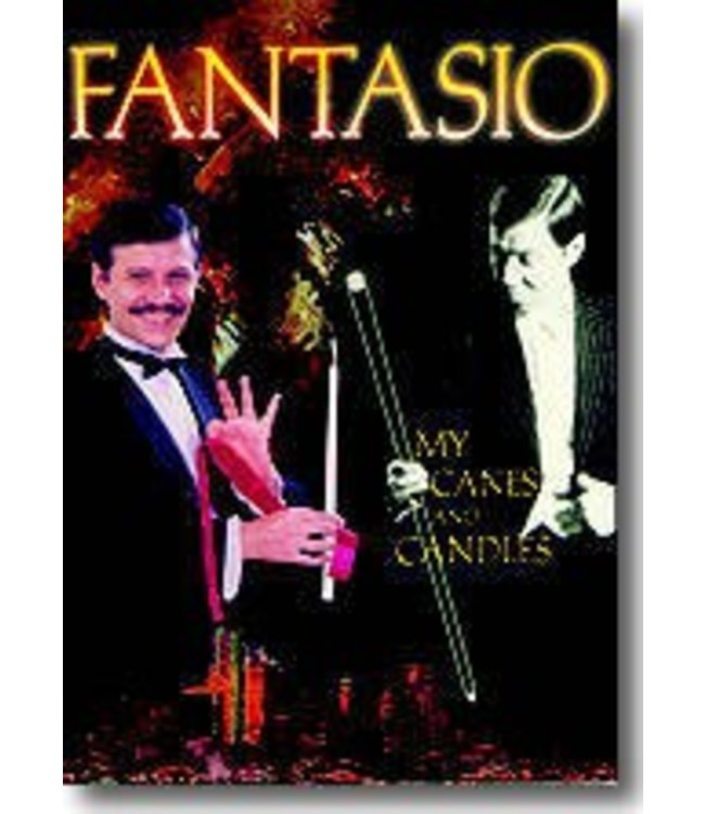 Book - My Canes And Candles by Fantasio from L and L Publishing(M7)