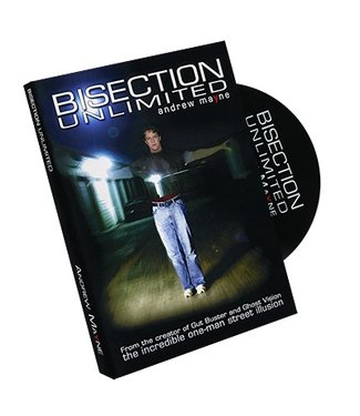 DVD Bisection by Andrew Mayne and Weird Things