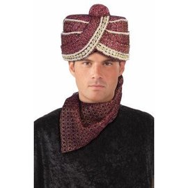Forum Novelties Maharaja or Sheik Hat